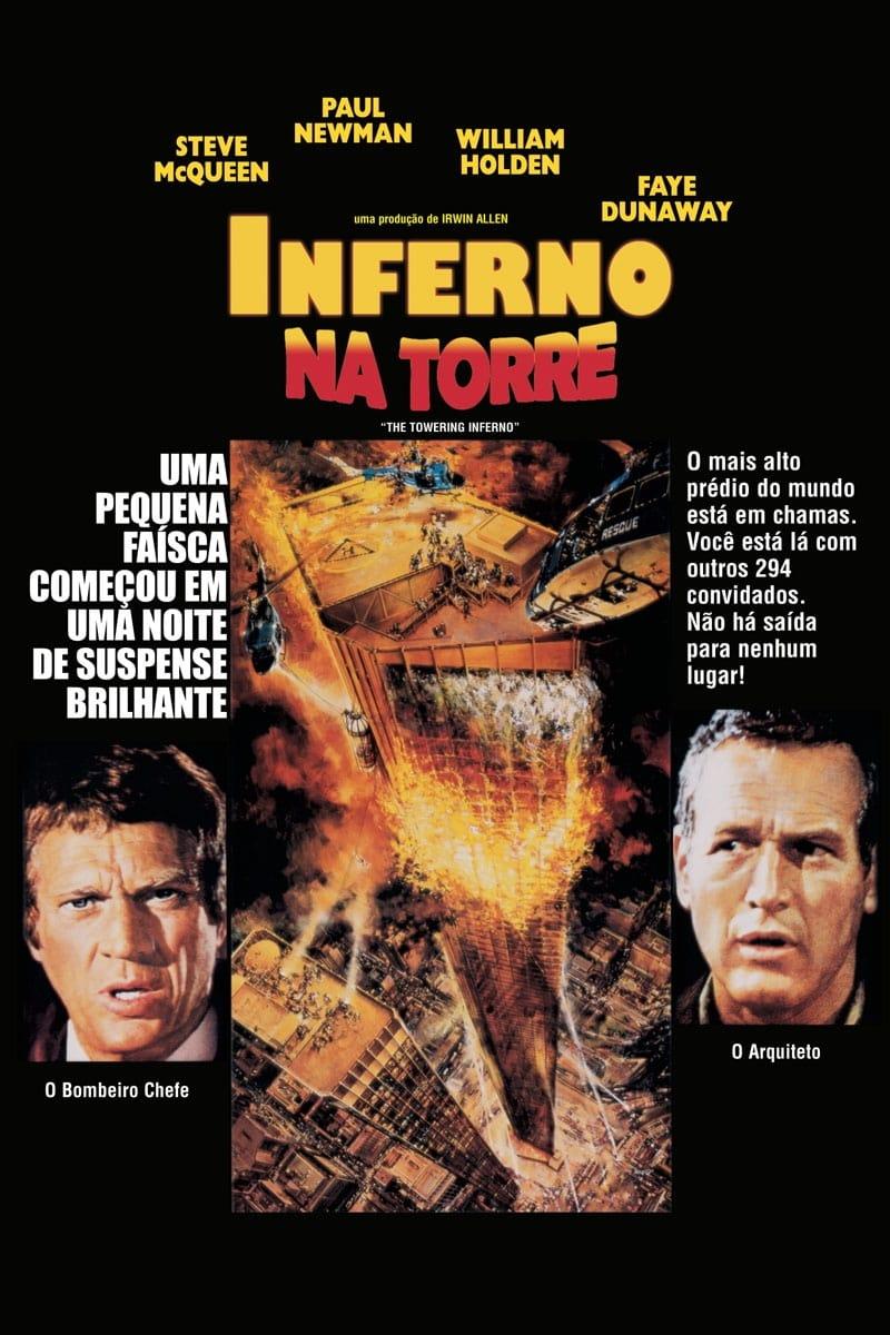 Inferno na Torre 1974 Dublado