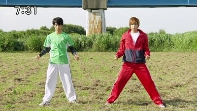 Super Sentai Season 38 :Episode 33  Decisive Karate Match