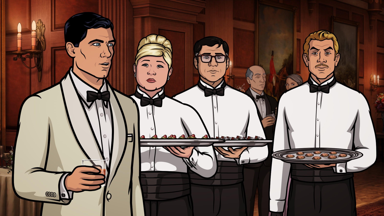 Archer Season 7 :Episode 5  Bel Panto: Part I