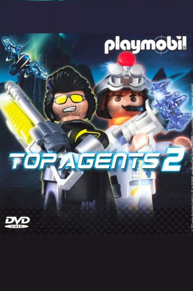 Playmobil: Top Agents 2 (2012)