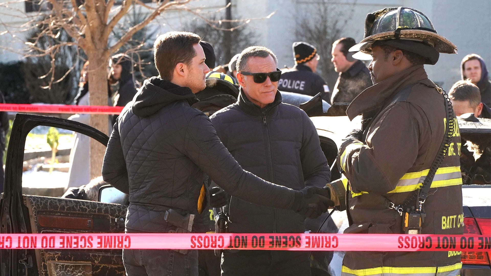 Chicago Fire Season 6 :Episode 13  Versteckspiele