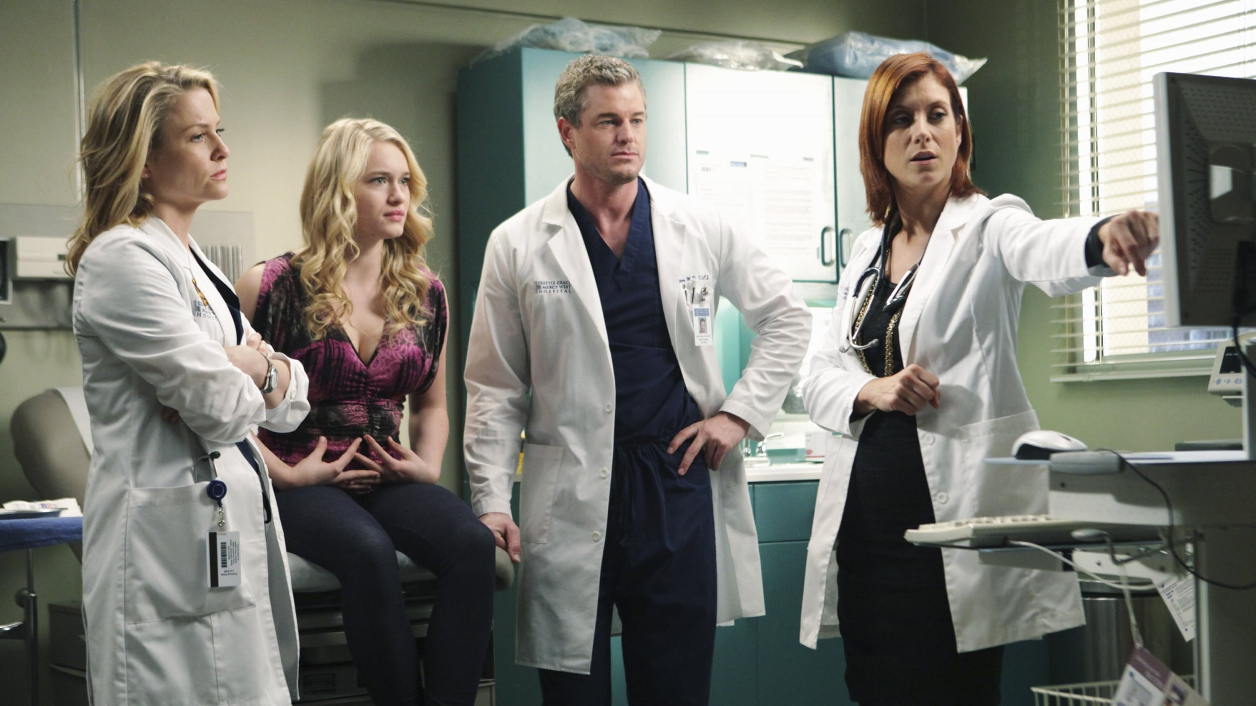 Grey's Anatomy - Season 6 Episode 11 : Blink