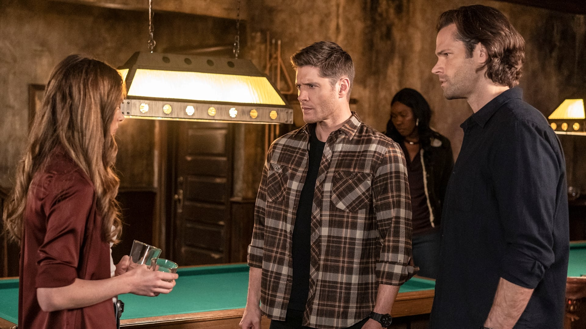 Supernatural Season 15 :Episode 11  The Gamblers
