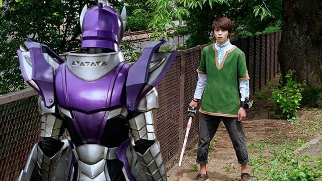 Super Sentai Season 43 :Episode 20  Supreme Artist