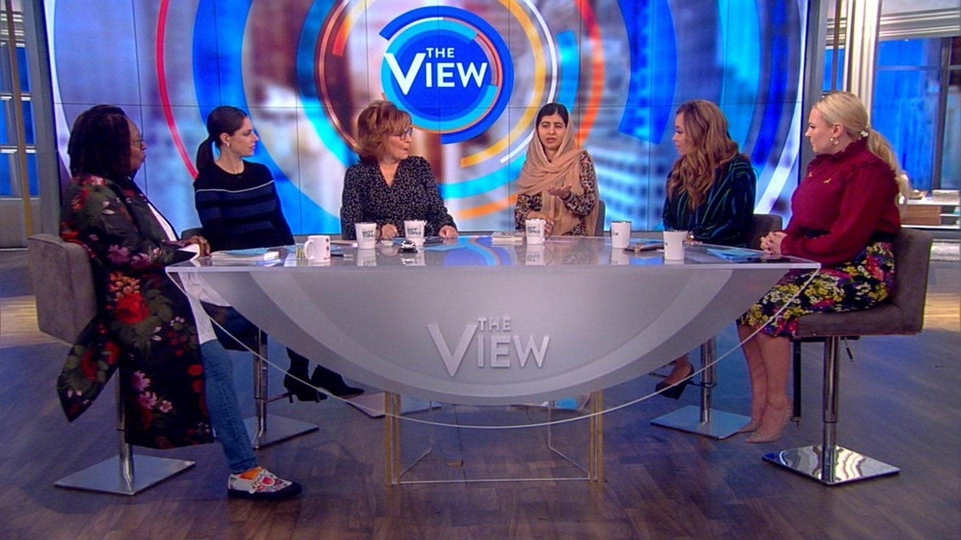 The View Season 22 :Episode 74  Malala Yousafzai