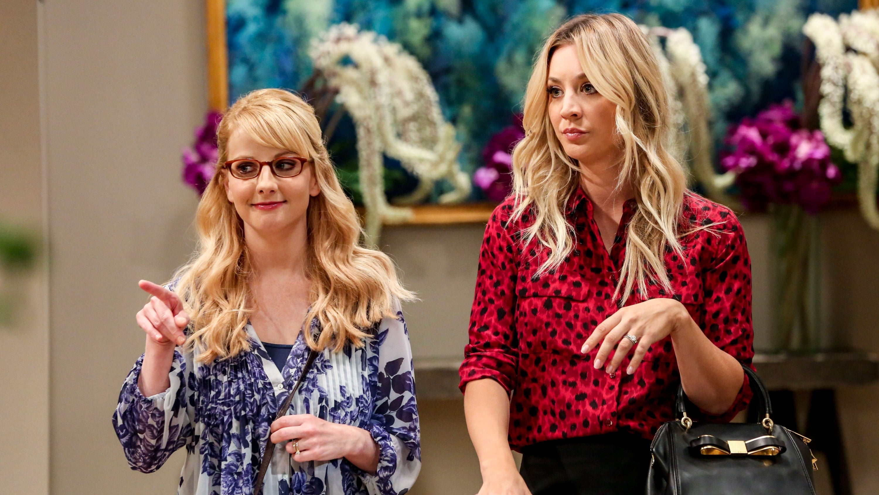 The Big Bang Theory Season 12 :Episode 4  The Tam Turbulence