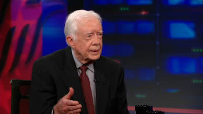 The Daily Show with Trevor Noah Season 18 :Episode 83  Jimmy Carter