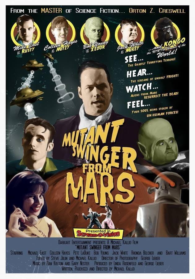 Ver Mutant Swinger From Mars Online HD Español (2003)