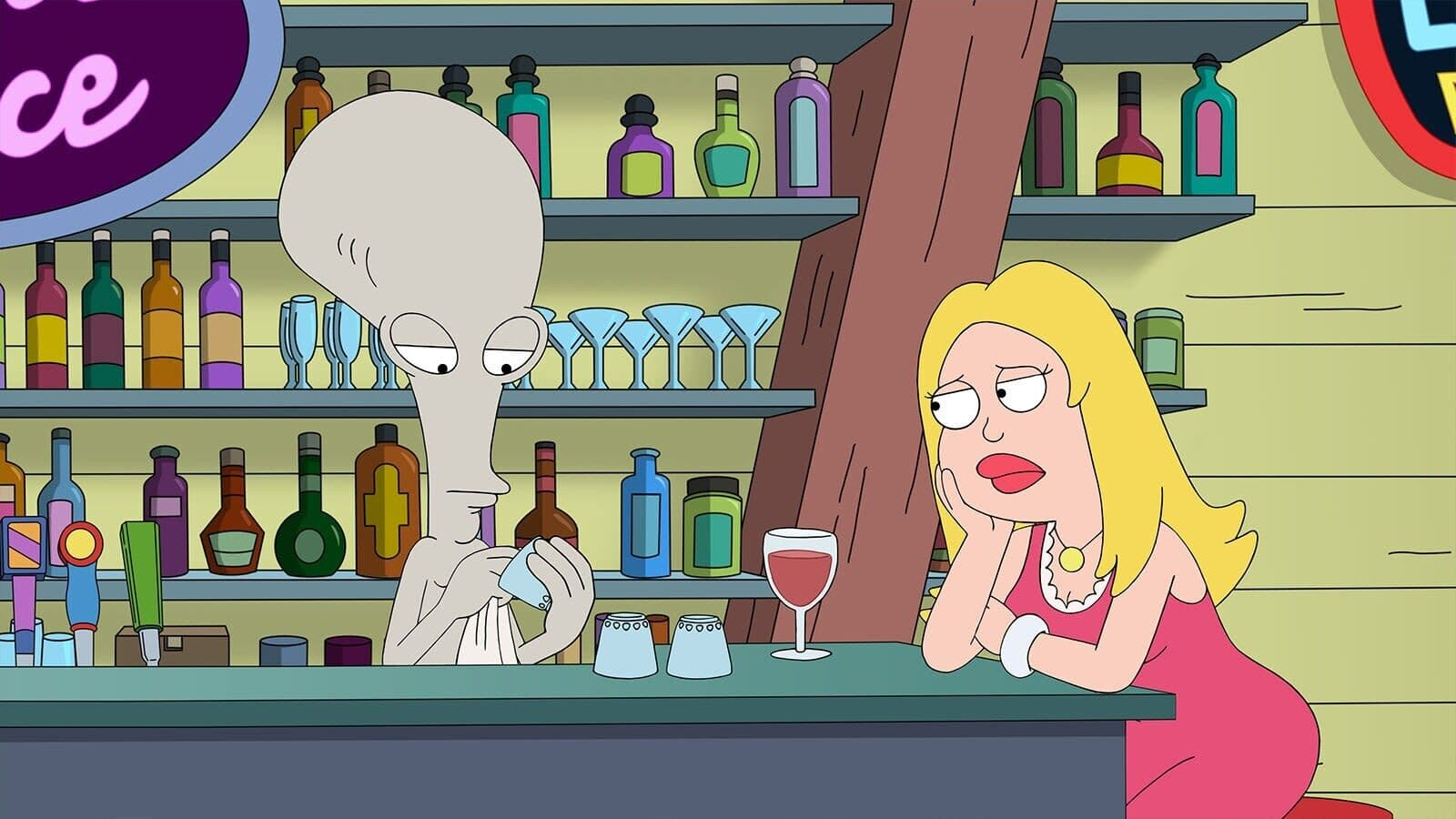 American Dad! Season 17 :Episode 20  The Chilly Thrillies