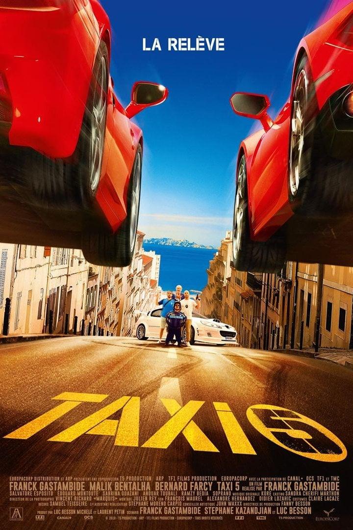 Taxi 5 - Mator