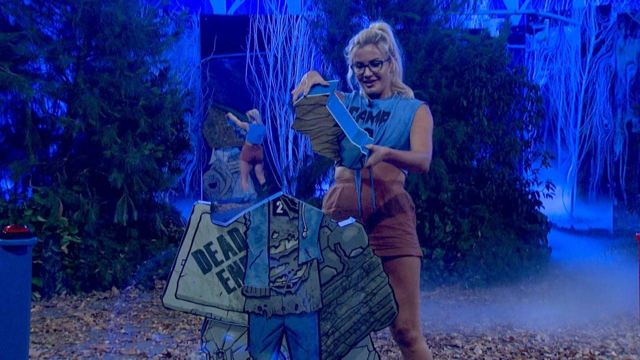 Big Brother Season 21 :Episode 10  Episode 10