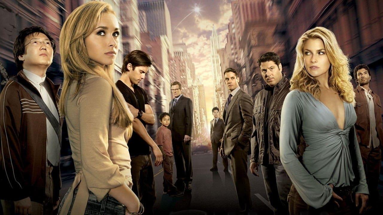 Heroes meest gedownloade serie van 2009