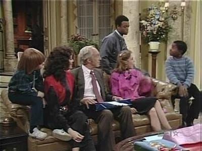 Diff'rent Strokes Season 7 :Episode 16  Harry Birthday Drummond