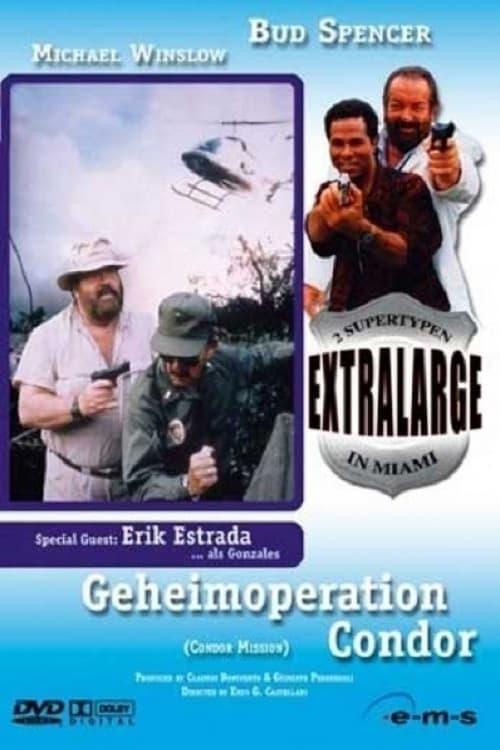 Ver Extralarge: Condor Mission Online HD Español (1993)