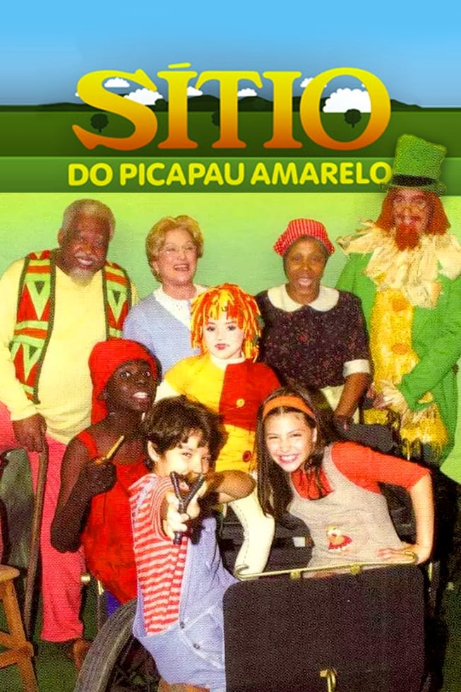 Sítio do Picapau Amarelo TV Shows About Folklore