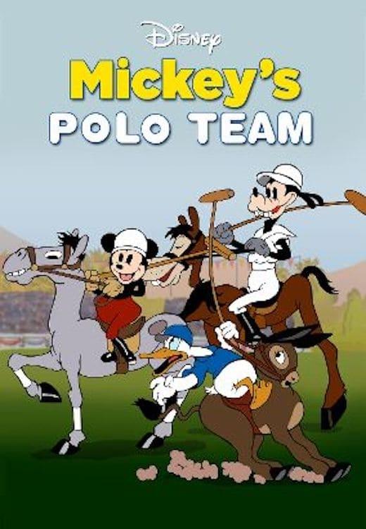 Mickey's Polo Team (1936)