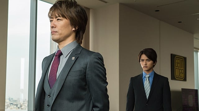 Kamen Rider Season 27 :Episode 34  The Rebirth!
