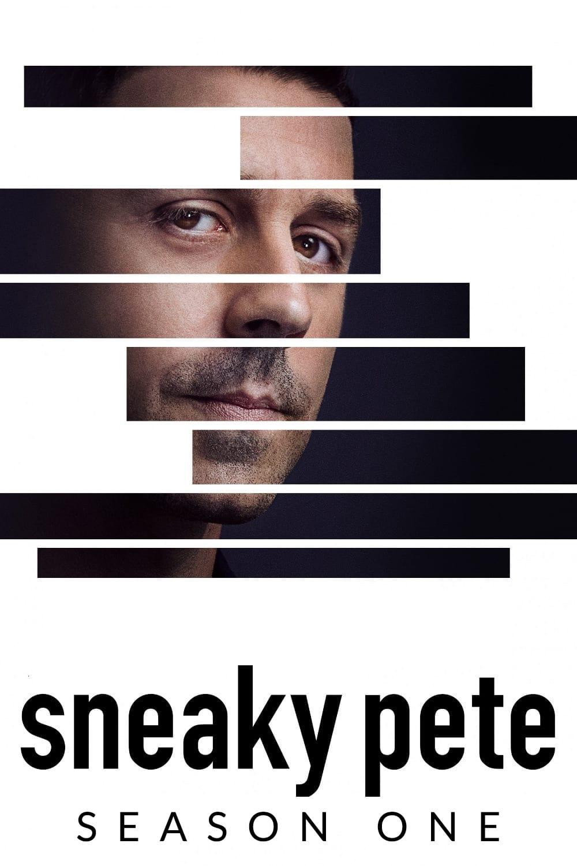 Sneaky Pete 1ª Temporada poster, capa, cartaz