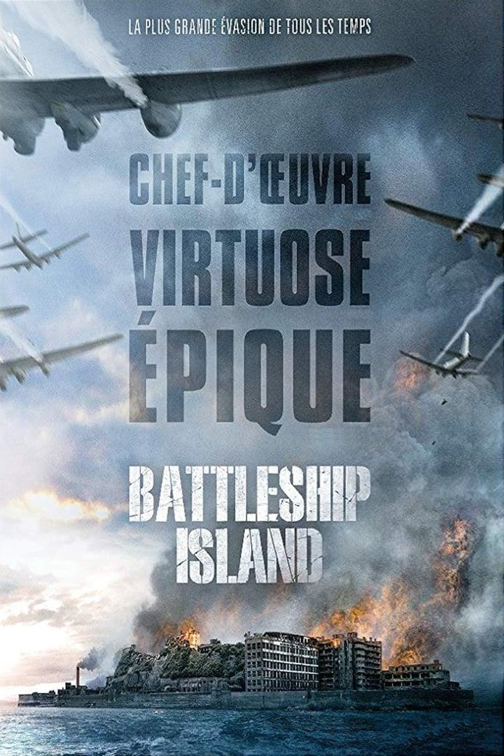 Battleship Island streaming