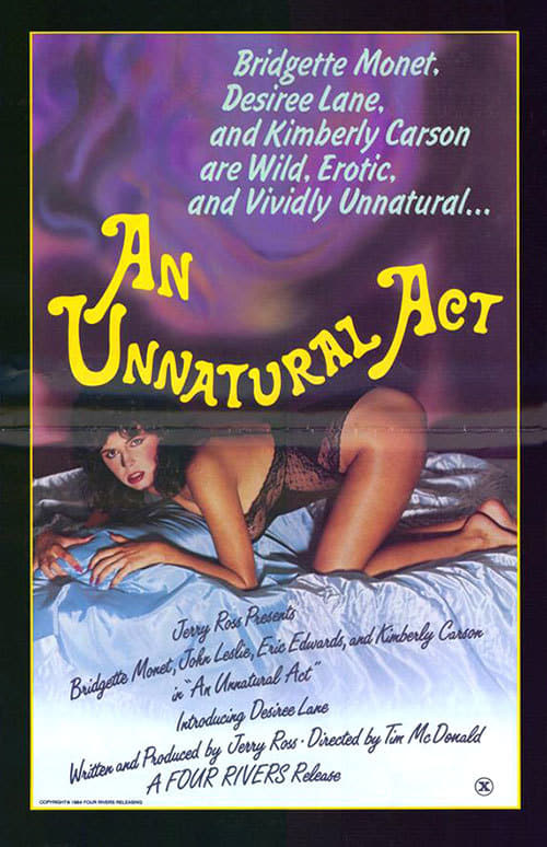 Ver An Unnatural Act Online HD Español (1985)