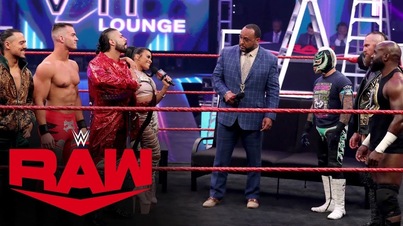 WWE Raw Season 28 :Episode 17  April 27, 2020