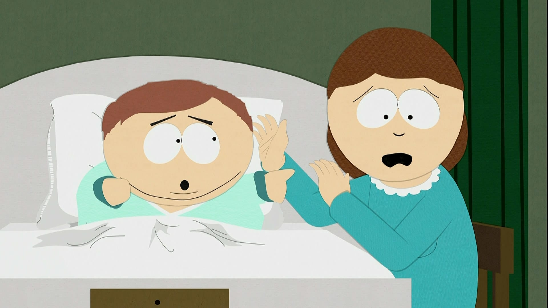 South Park - Season 12 Episode 1 : Tonsil Trouble