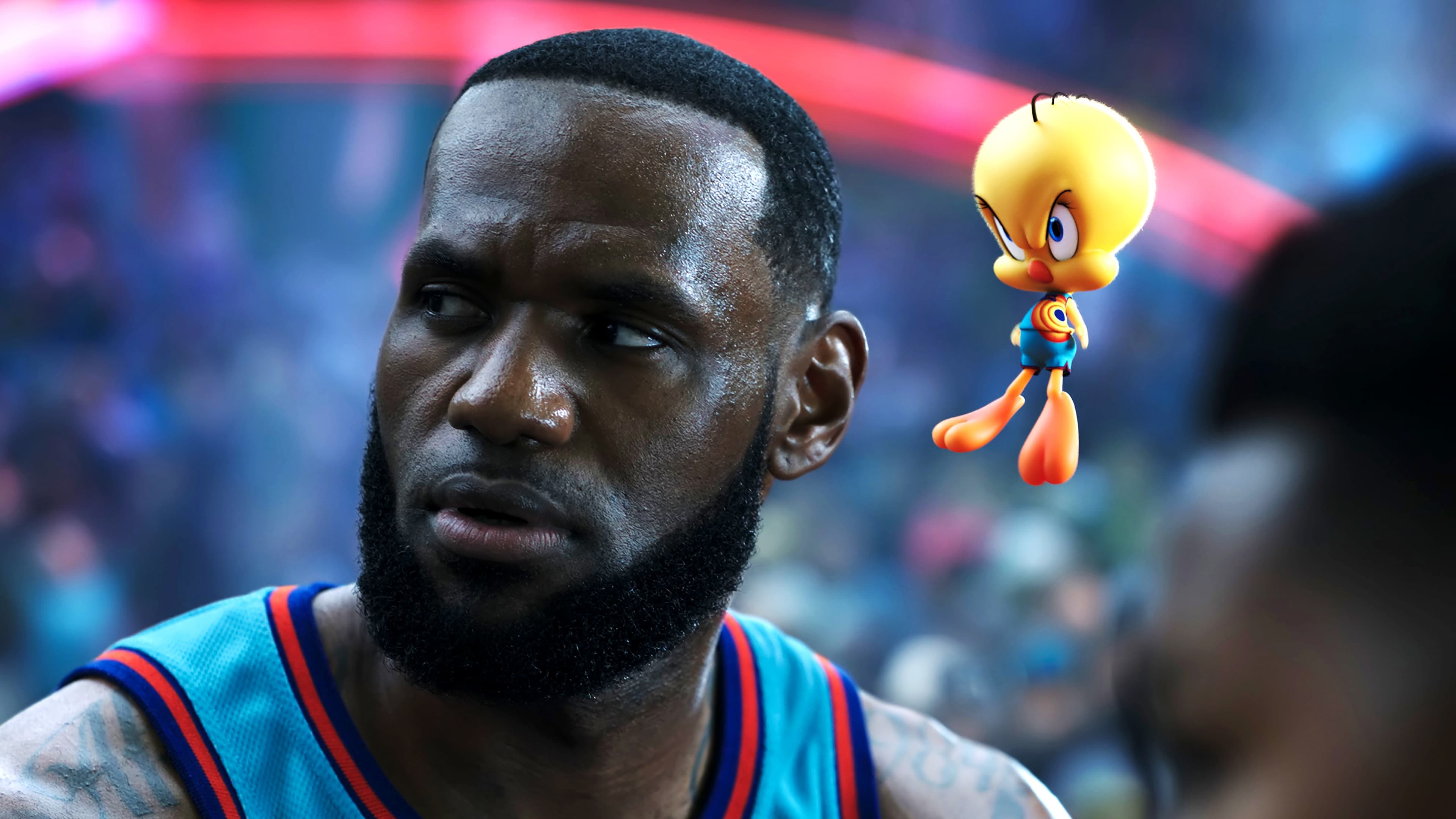Backgrounds and walpapers Space Jam: A New Legacy