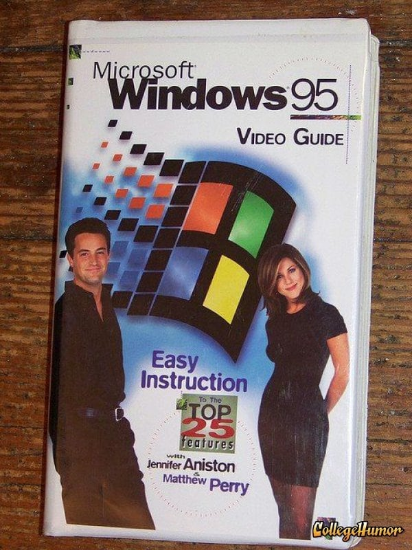 Ver Microsoft Windows 95 Video Guide Online HD Español ()