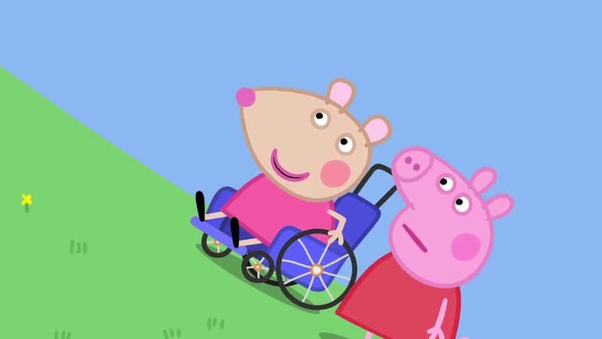 Peppa Pig Season 6 :Episode 3  Mandy Mouse