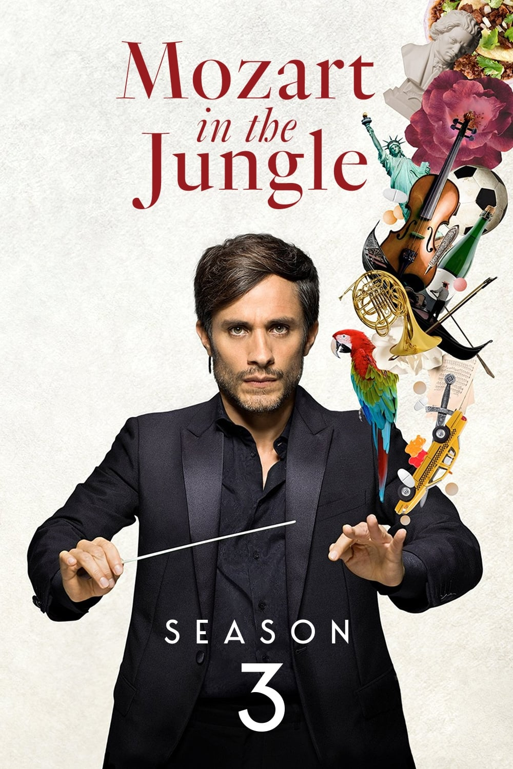 Póster Mozart in the Jungle – 3×05