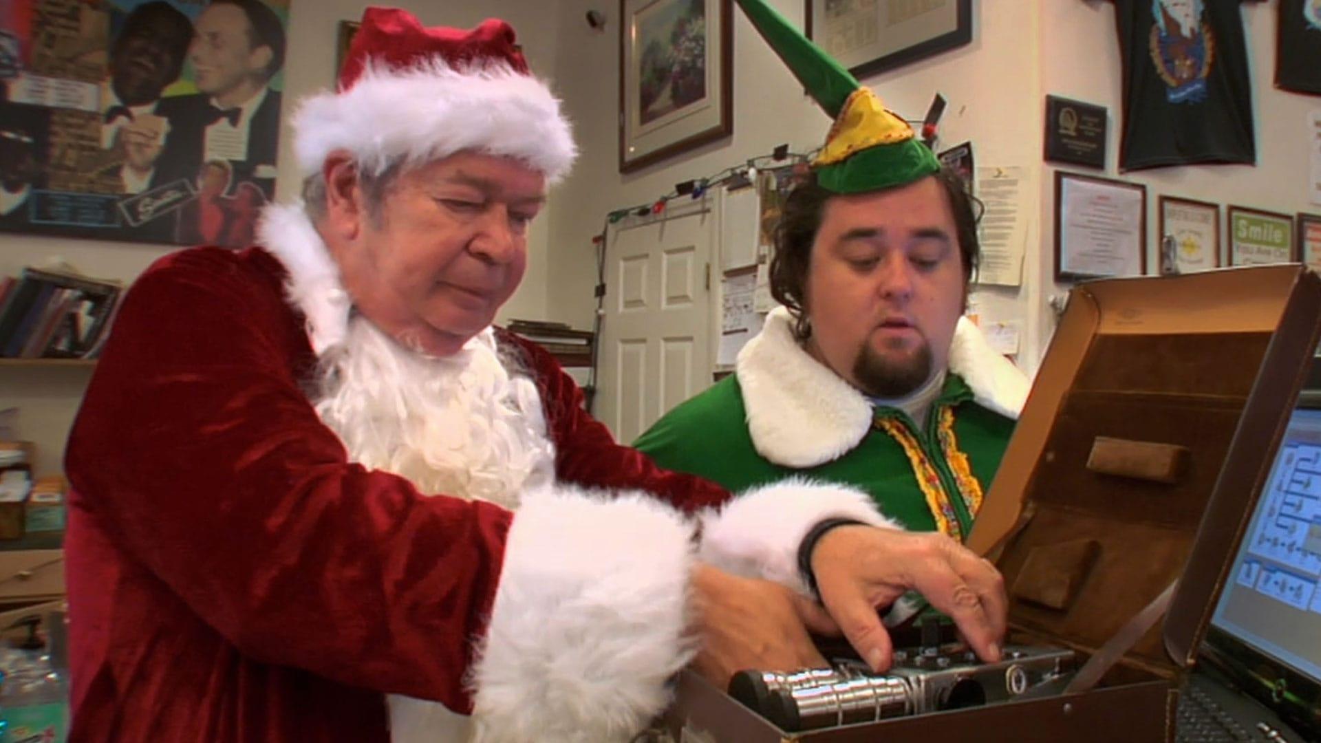 Pawn Stars Season 1 :Episode 21  Secret Santa