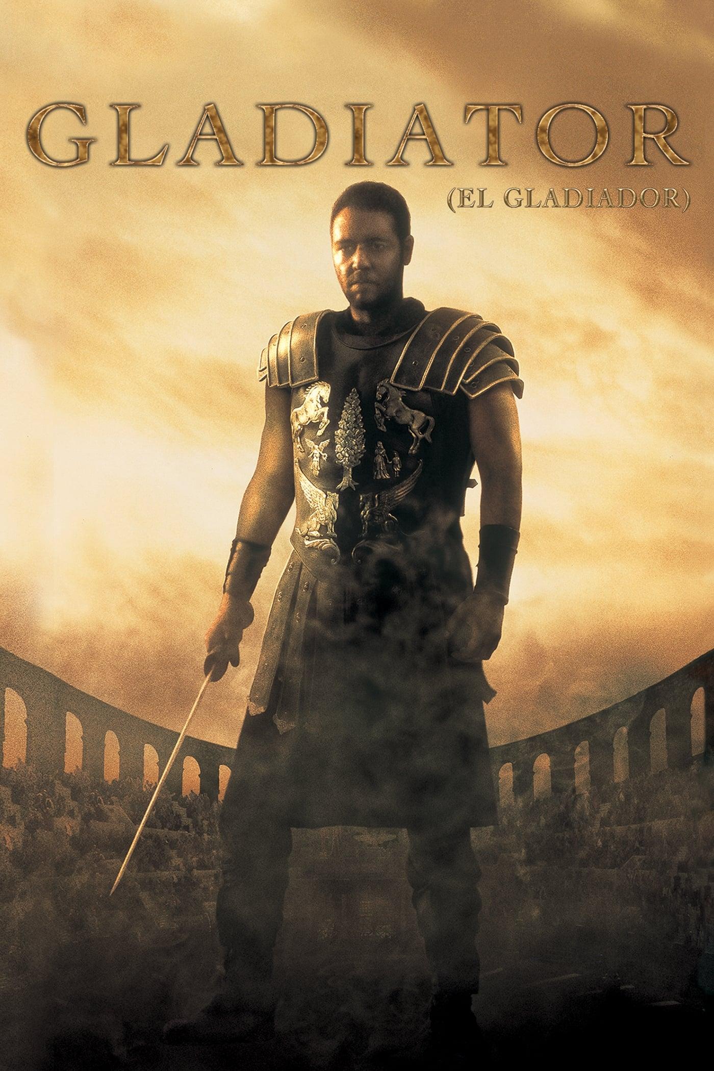 Il gladiatore premi