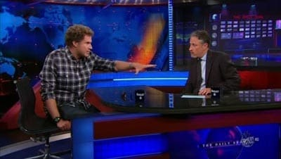 The Daily Show with Trevor Noah Season 15 :Episode 97 Will Ferrell