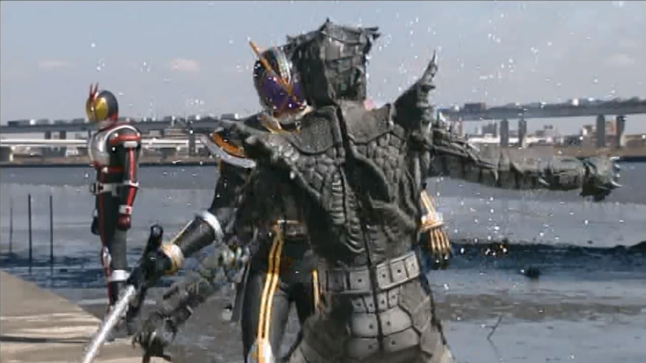 Kamen Rider Season 13 :Episode 14  Takumi's Spirit