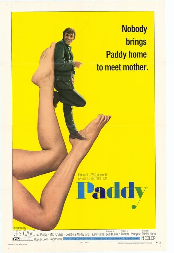 Ver Paddy Online HD Español (1970)