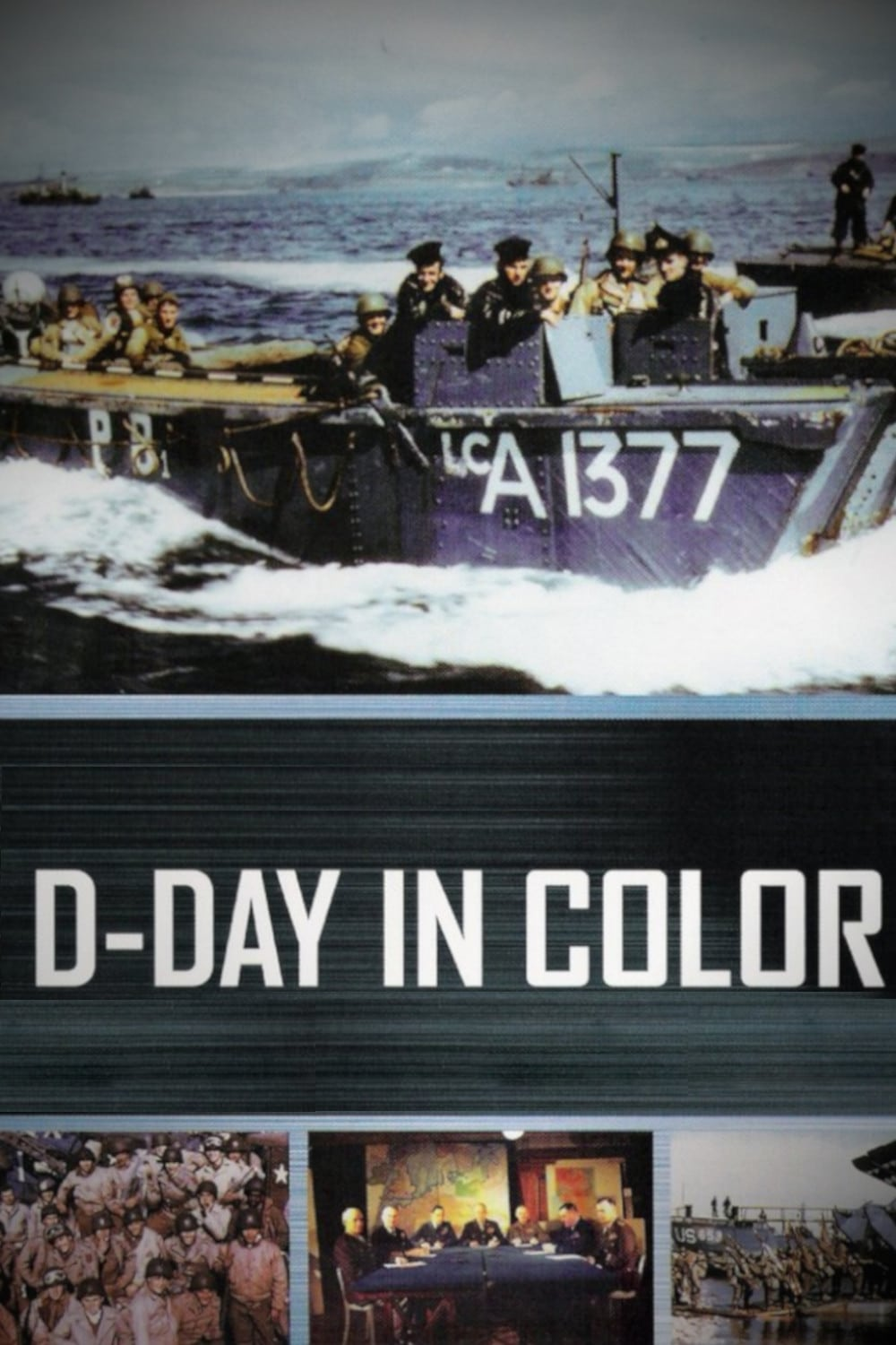 D-Day in Colour