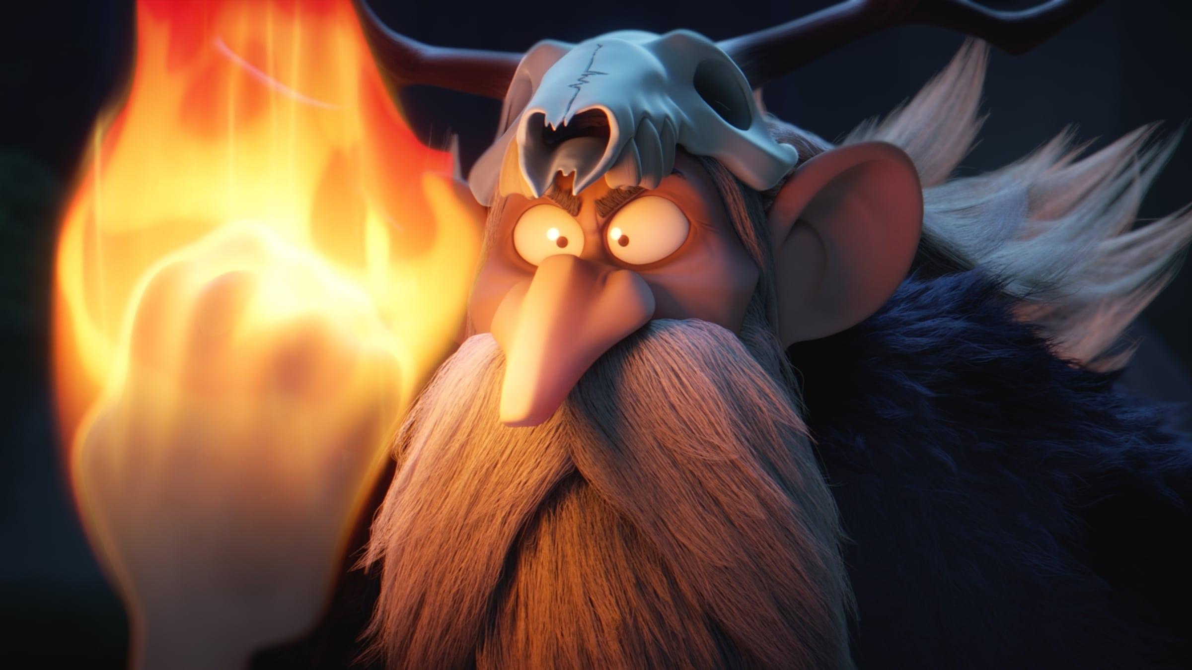 Asteriksas: Magiškojo gėrimo paslaptis