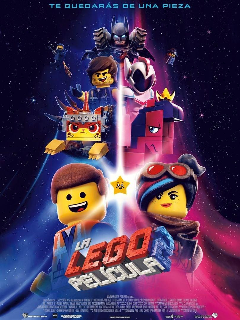Póster LA LEGO PELÍCULA 2