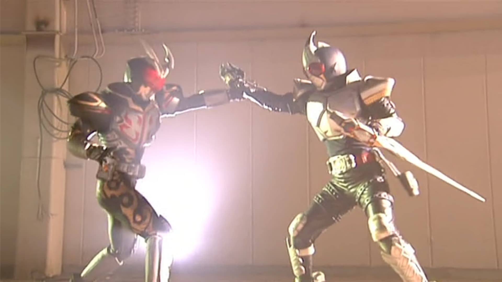 Kamen Rider Season 14 :Episode 7  The Trapped Two