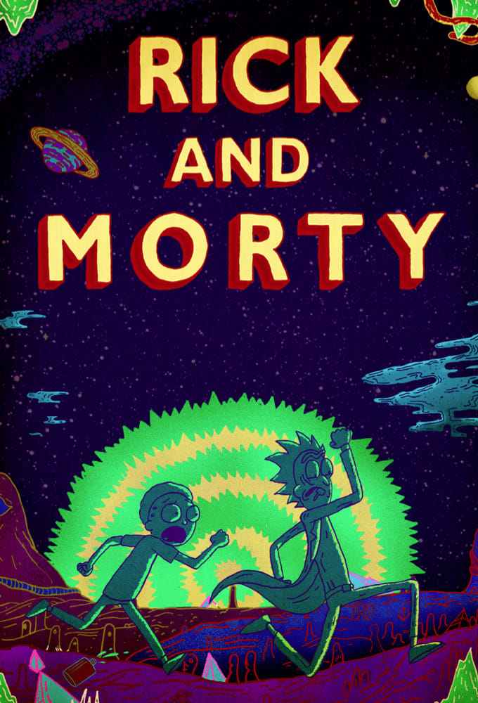 Assistir Rick and Morty Dublado e Legendado Online