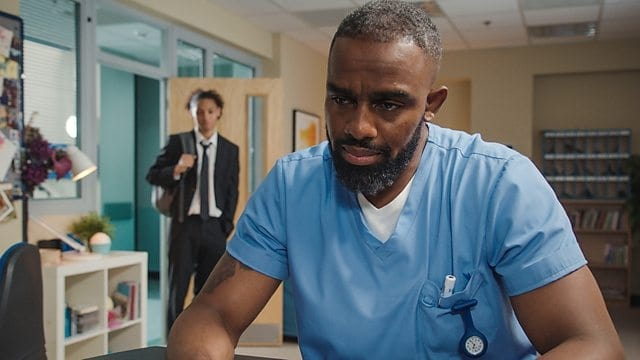 Casualty Season 33 :Episode 4  Episode 4