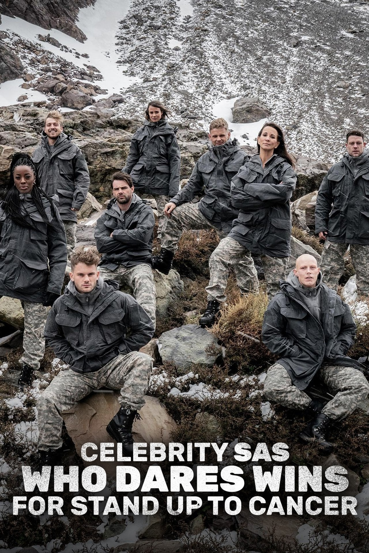 Celebrity SAS: Who Dares Wins for SU2C (2019)