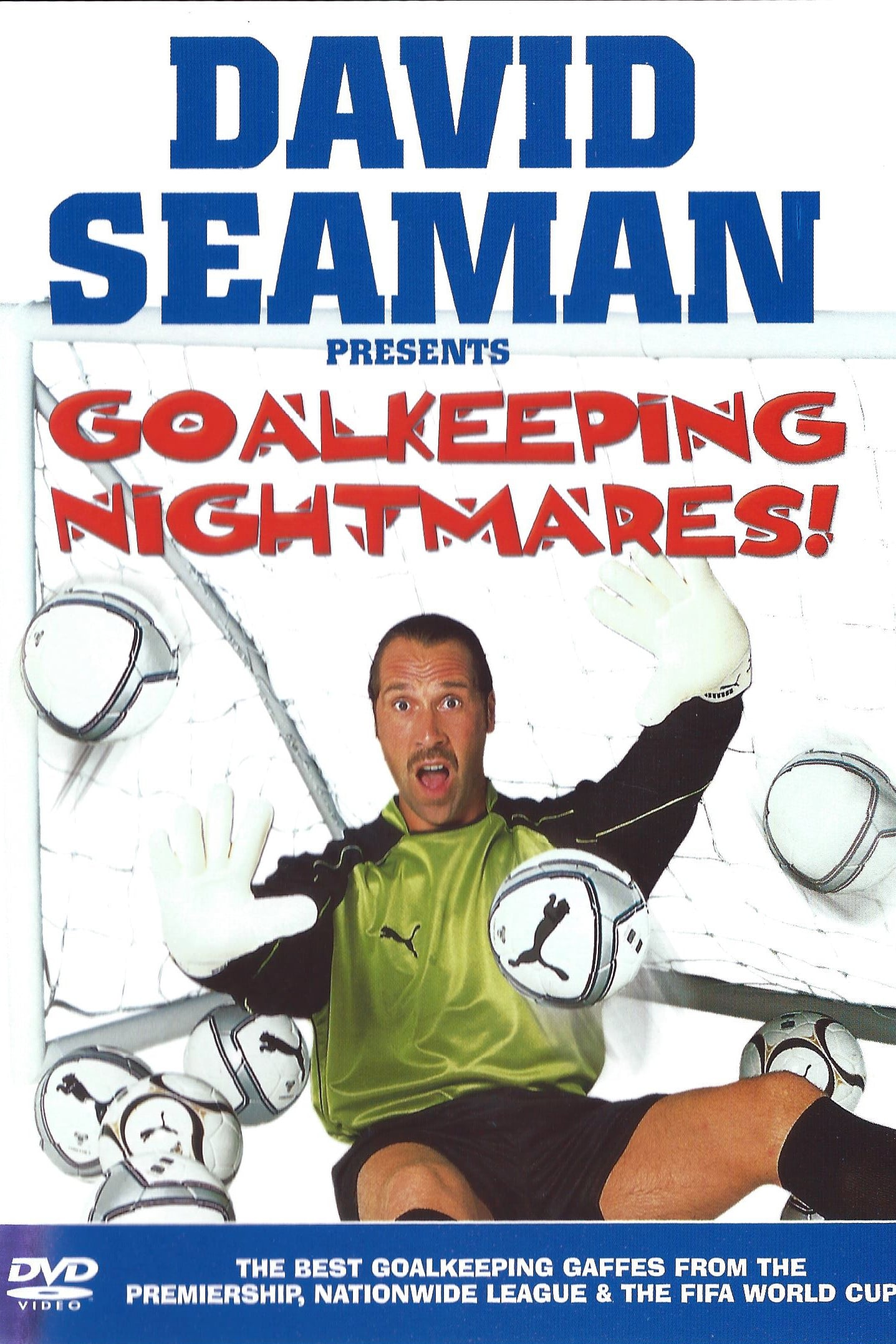 Ver David Seaman Presents Goal Keeping Nightmares! Online HD Español ()