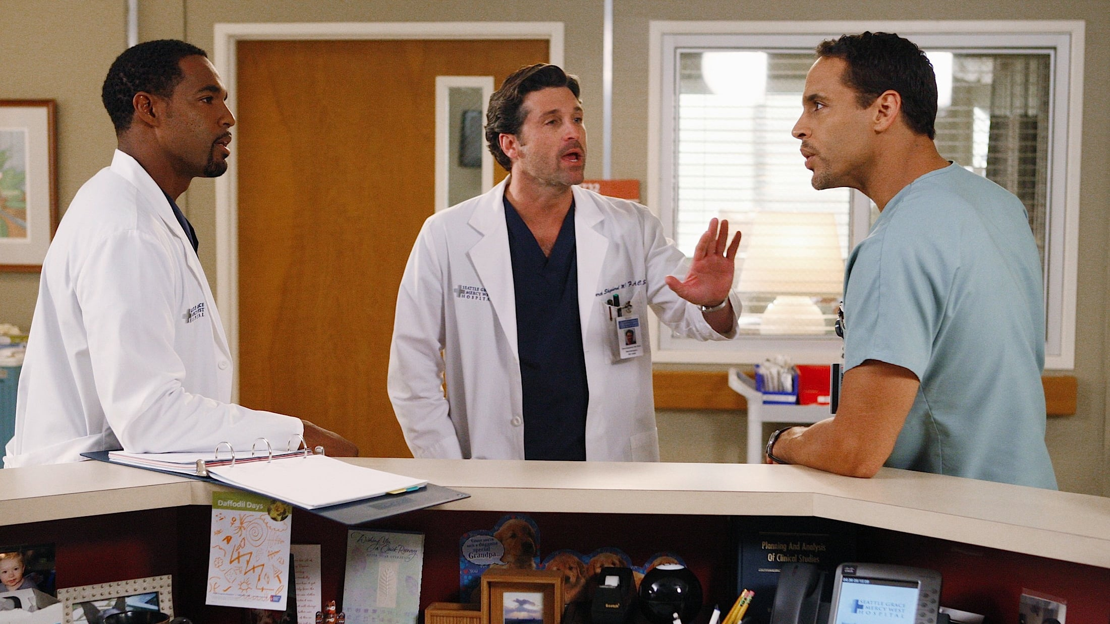 Grey's Anatomy Season 8 :Episode 4  What is it About Men?