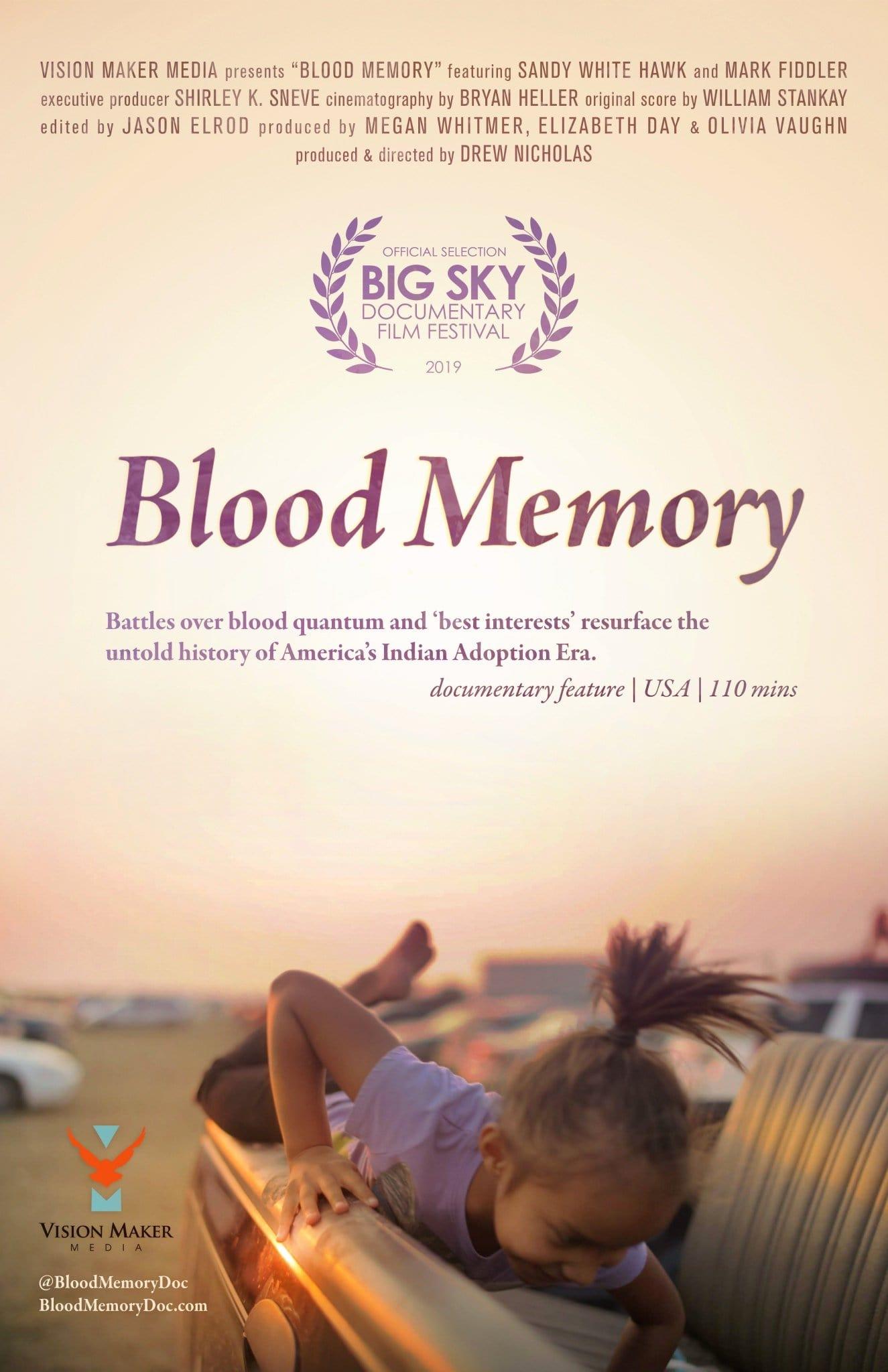 Blood Memory (2019)