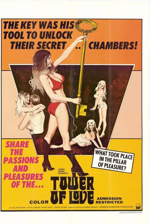 Ver Tower Of Love Online HD Español (1975)