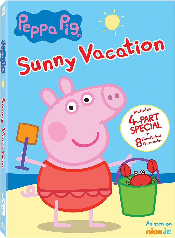 Peppa Pig: Sunny Vacation (2016)
