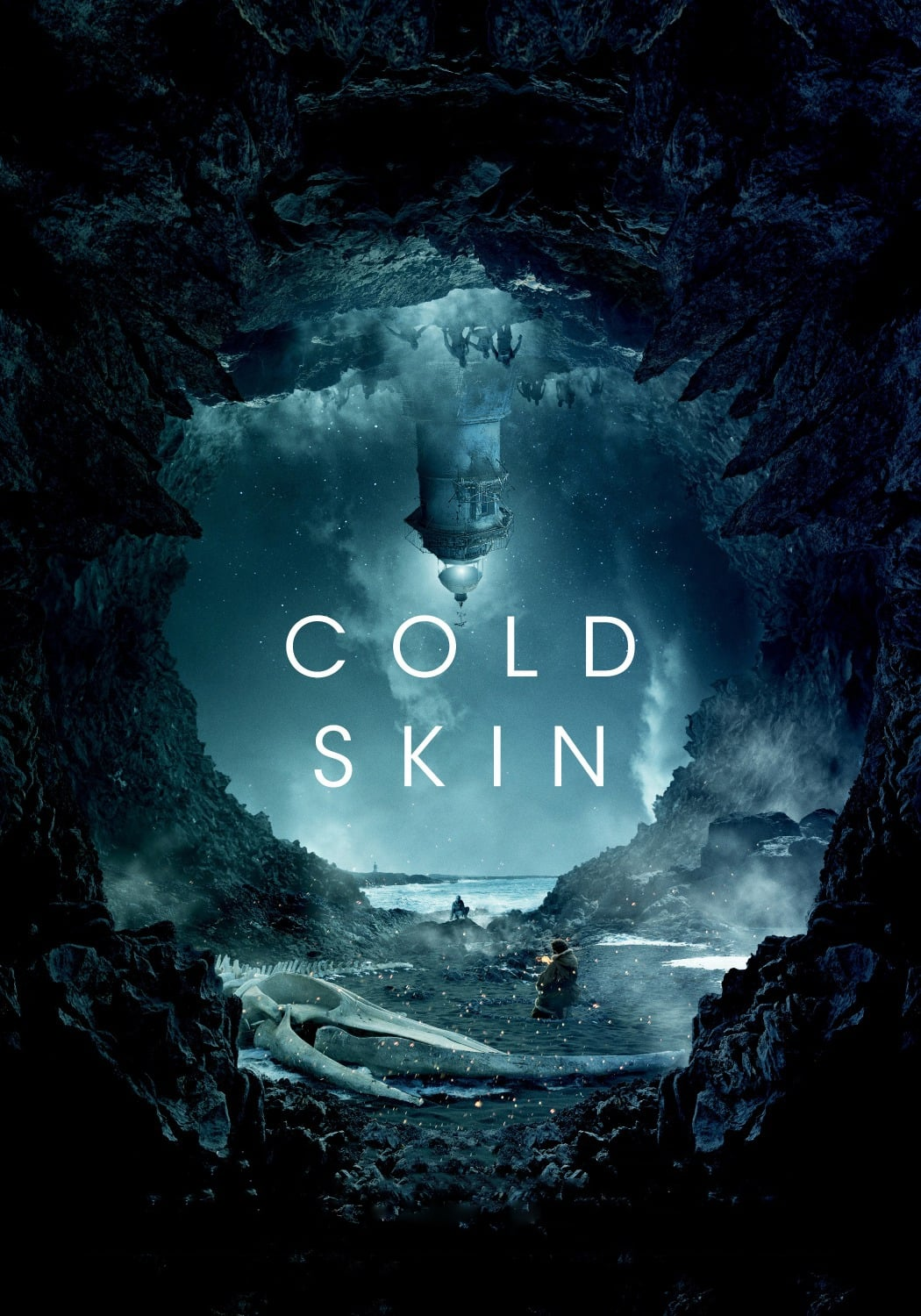 Cold Skin (2017) - Posters — The Movie Database (TMDb)