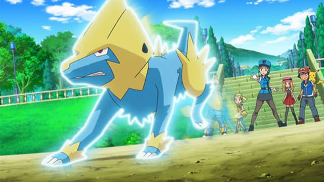 Pokémon Season 17 :Episode 8  Grooming Furfrou!