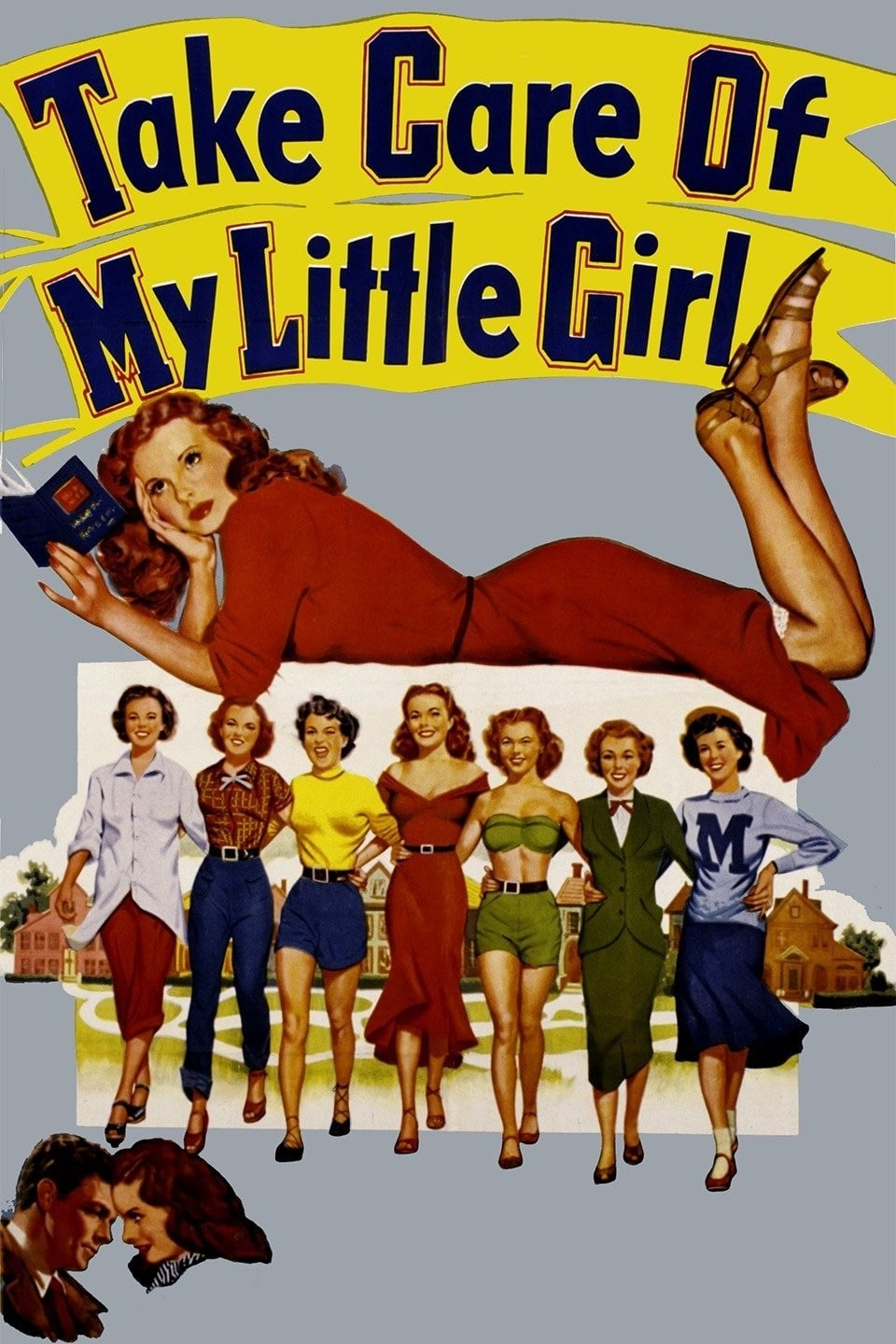 Take Care of My Little Girl (1951)